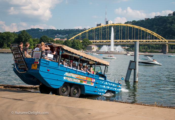 Pittsburgh Ducky Tours